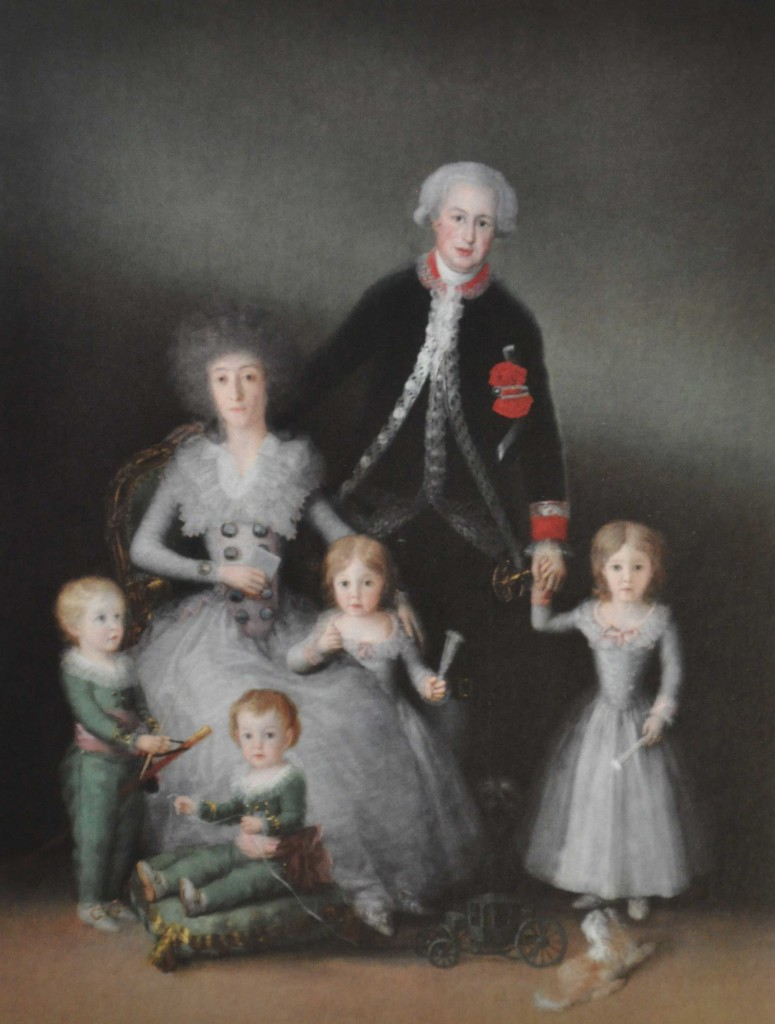 Goya: Duke & Family of Osuna