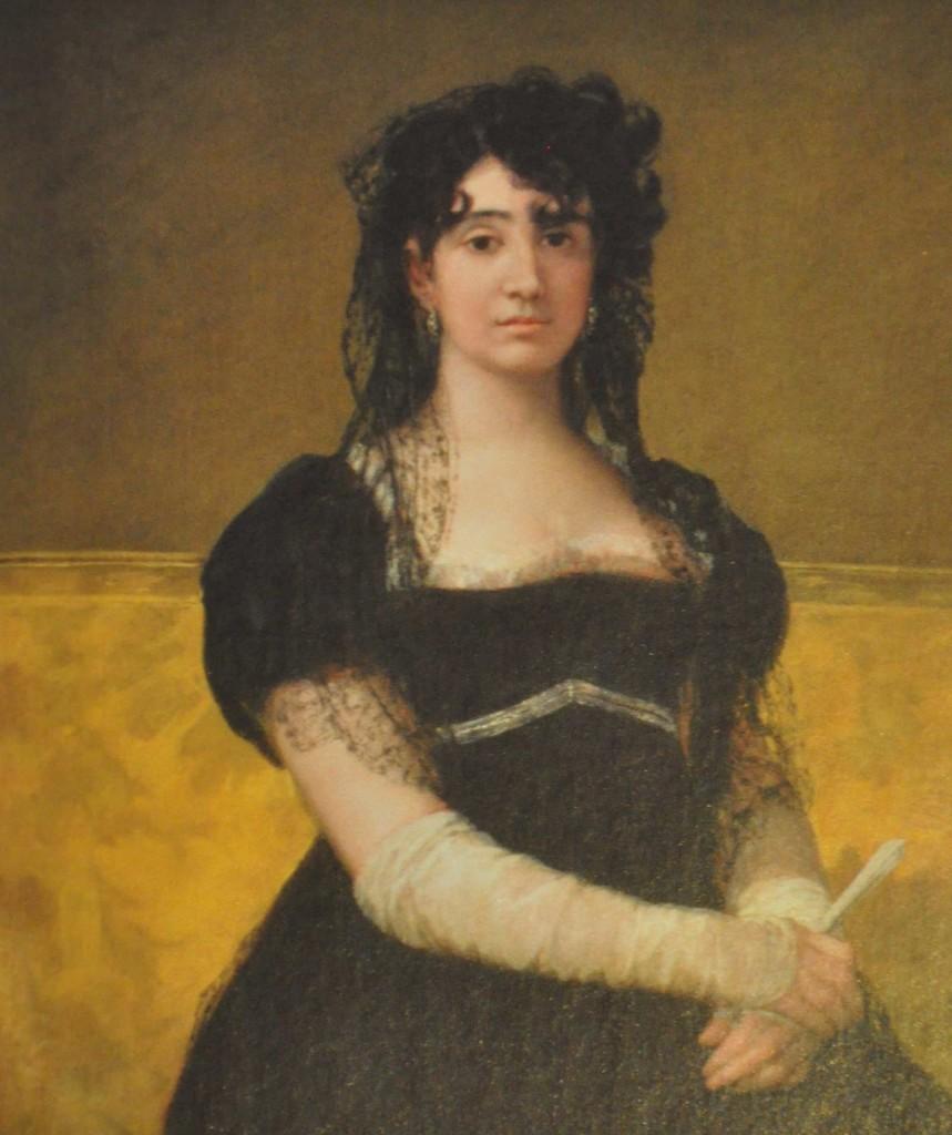 Goya: Antonia Zarate