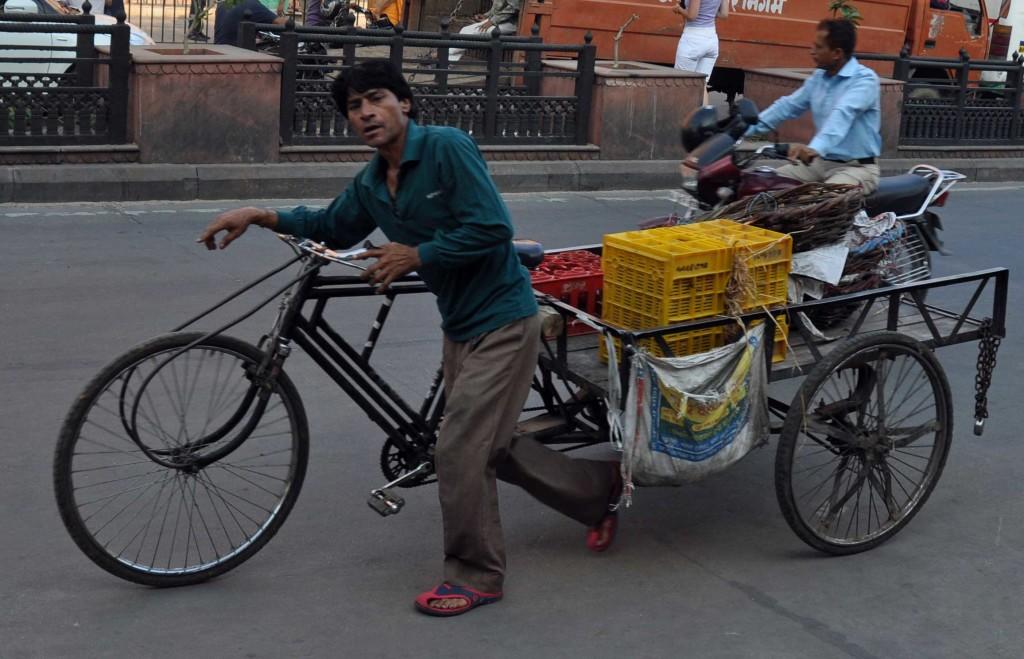Traffic, Jaipur