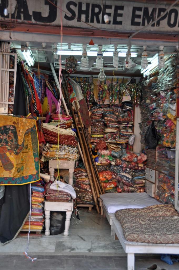 Shops, streetside jaipur