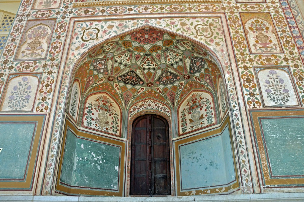 Doorway Detail, Amber Fort