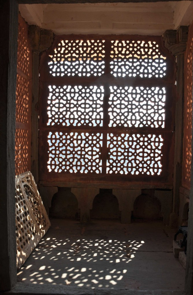 Window Detail, Amber Fort