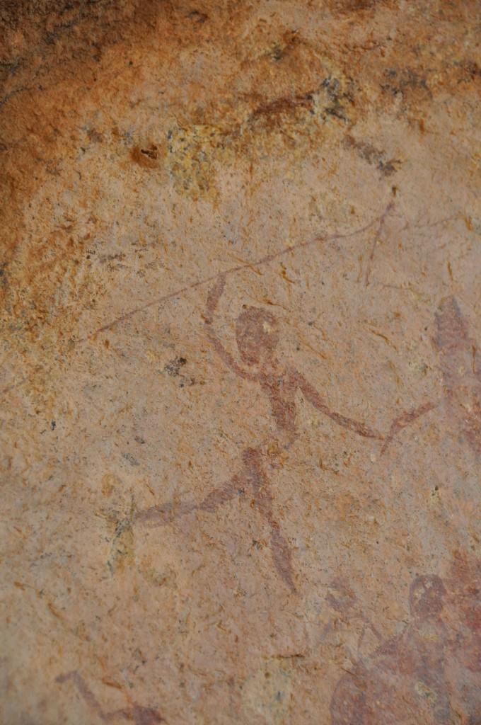 Erongo Cave drawings