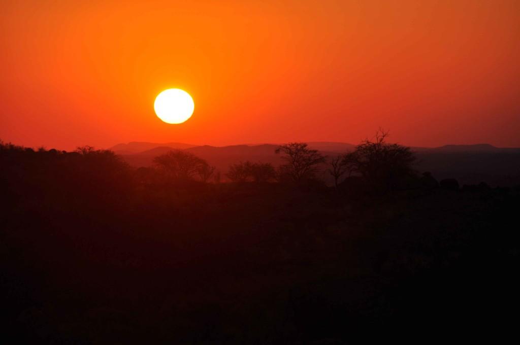 Erongo Sunset