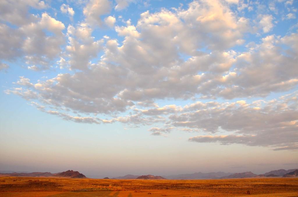 Sossusvlei, big sky