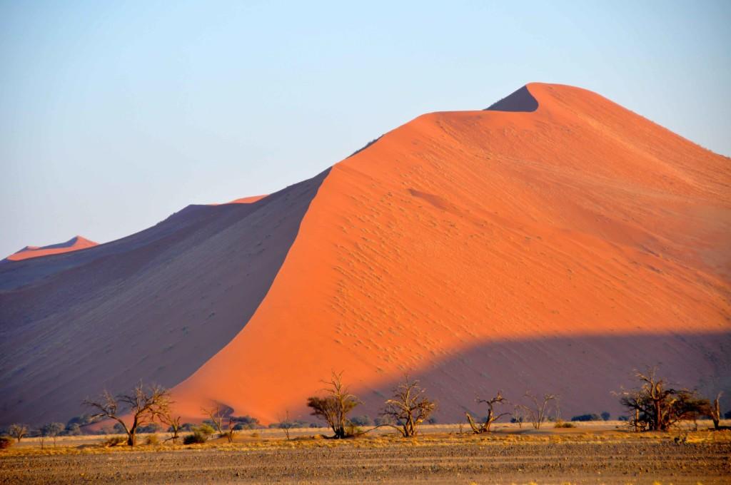 Sossusvlei, serious sand