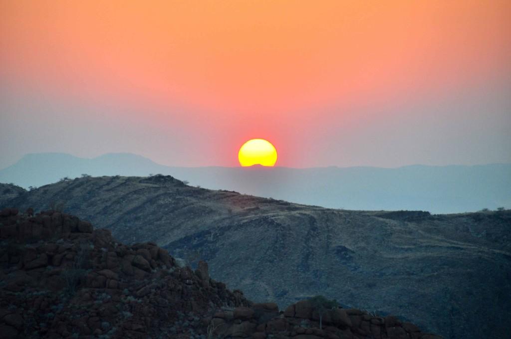 Sundowner Damaraland