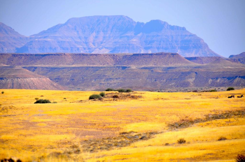 Colours, Damaraland