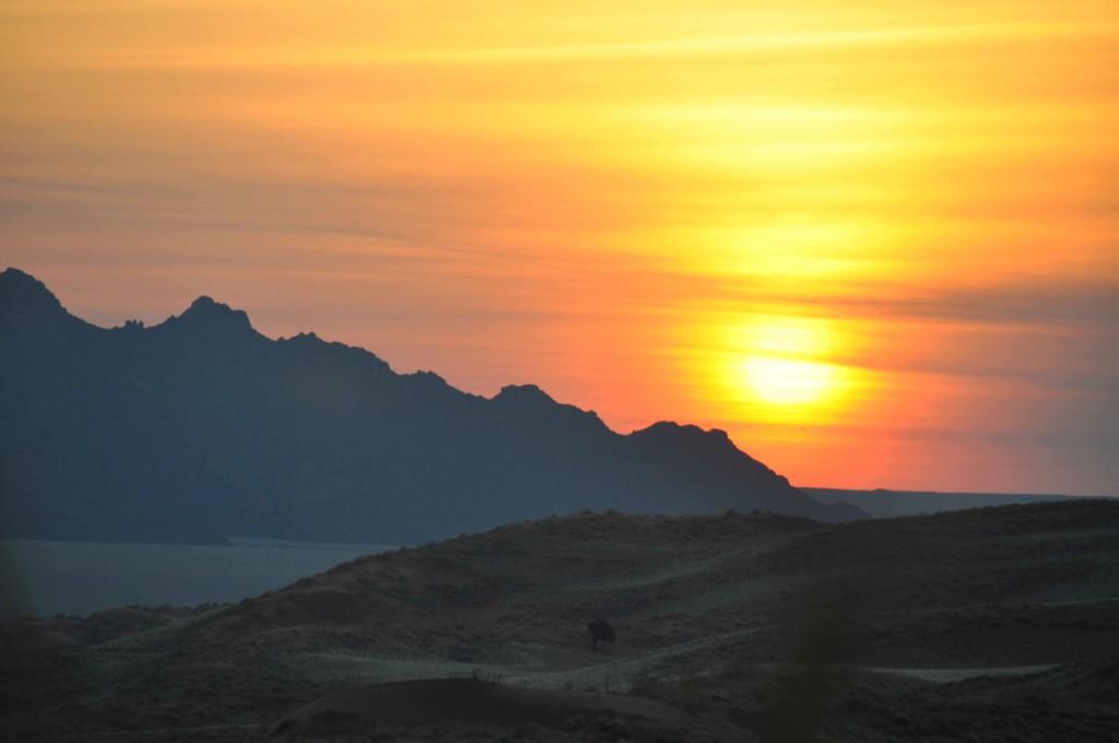 Sundowner Namib Naukluft